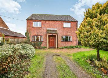 Thumbnail 3 bedroom detached house for sale in Fulmodeston Road, Hindolveston, Dereham
