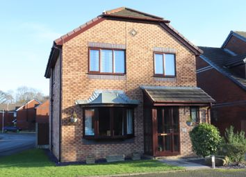 Thumbnail 4 bed detached house for sale in Grizedale Close, Clayton Le Moors, Accrington