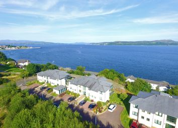 Thumbnail 2 bed flat for sale in 8 Gerhallow, Dunoon
