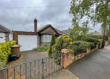 Thumbnail 2 bed detached bungalow for sale in Old Charlton Road, Shepperton