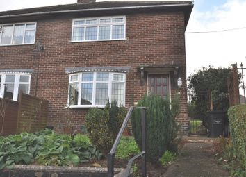 Thumbnail 2 bed semi-detached house for sale in Tennant Place, Porthill, Newcastle Under Lyme