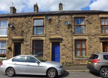 Thumbnail 2 bed terraced house for sale in Wood Street, New Mills, High Peak