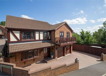 Thumbnail 5 bed detached house for sale in Off Humber Lane, Kingsteignton, Newton Abbot, Devon.