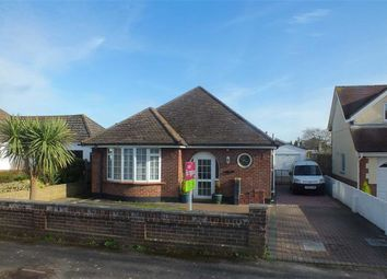 Thumbnail 3 bedroom bungalow for sale in Walcott Avenue, Christchurch, Dorset