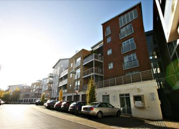 Thumbnail 1 bedroom studio for sale in Kingfisher Meadow, Maidstone