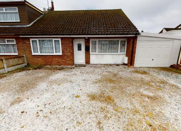 Thumbnail 3 bed semi-detached bungalow for sale in Fir Tree Close, Kings Moss, St. Helens