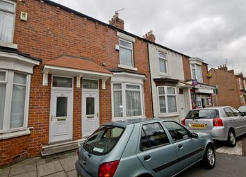 Thumbnail 3 bed terraced house for sale in Gresham Road, Middlesbrough