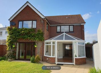 Thumbnail 4 bed detached house to rent in Lee On The Solent, Lee On The Solent