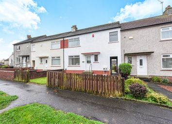 Thumbnail 3 bed terraced house for sale in Whatriggs Road, Kilmarnock