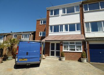 Thumbnail 5 bed terraced house for sale in Water Mill Way, South Darenth, Dartford