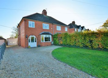 Thumbnail 3 bed semi-detached house for sale in Branston Road, Heighington, Lincoln