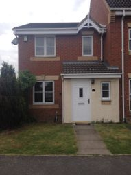 Thumbnail 3 bedroom semi-detached house to rent in Jewsbury Way, Braunstone, Thorpe Astley, Leicester, Leicestershire