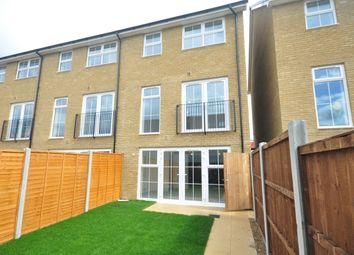 Thumbnail 3 bedroom terraced house to rent in Highview Terrace, Priory Hill, Dartford
