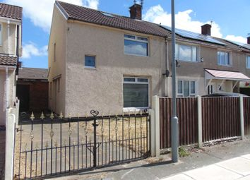 Thumbnail 2 bed terraced house for sale in Felspar Road, Kirkby, Liverpool