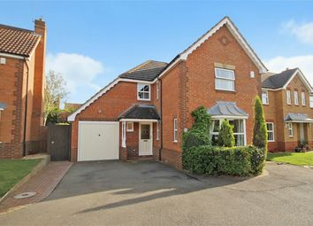 Thumbnail 4 bedroom detached house for sale in Whaddon Field, Brixworth, Northampton