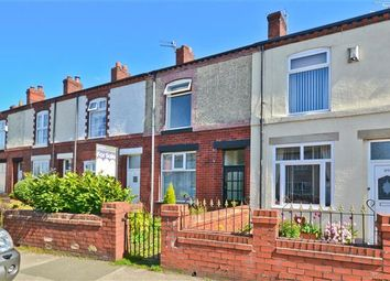 Thumbnail 2 bed terraced house for sale in Warrington Road, Leigh