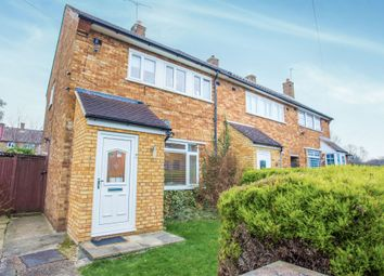 Thumbnail 3 bed end terrace house for sale in Wentbridge Path, Borehamwood