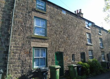 Thumbnail 3 bed terraced house to rent in Crown Terrace, Bridge Street, Belper