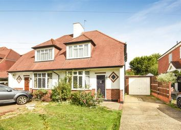 Thumbnail 3 bed semi-detached bungalow to rent in Briarwood Road, Stoneleigh, Epsom
