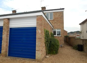 Thumbnail 2 bedroom end terrace house to rent in Brockwell Court, Norwich