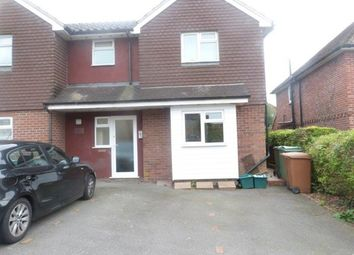 Thumbnail 2 bed flat to rent in Doric Avenue, Southborough, Tunbridge Wells