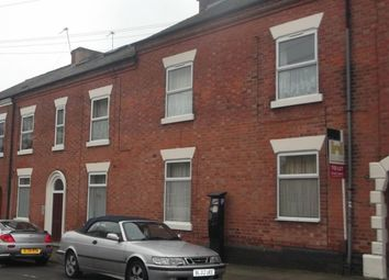 Thumbnail 1 bed flat to rent in 1 Bedroom Flat, Crompton Street, Derby Centre