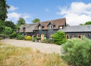 Thumbnail 4 bed detached house for sale in The Little Thatched Barn East End, Furneux Pelham