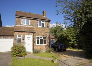 Thumbnail 3 bed link-detached house for sale in Stagshorn Road, Horndean, Waterlooville