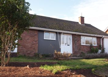Thumbnail 3 bedroom detached bungalow to rent in Caen Field, Braunton