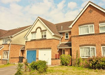 Thumbnail 3 bed terraced house to rent in Hackwood Close, Andover, Hampshire