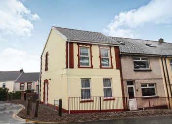 Thumbnail 2 bed end terrace house for sale in Beaufort Rise, Beaufort, Ebbw Vale
