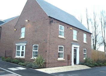 Thumbnail 4 bed property for sale in The Green, Church Street, Burbage, Hinckley