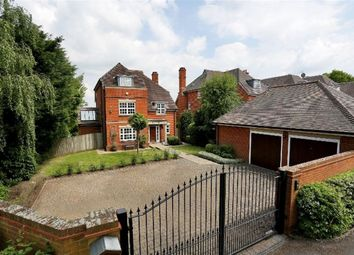 Thumbnail 5 bed detached house to rent in Manor Fields, London Road, Southborough, Tunbridge Wells