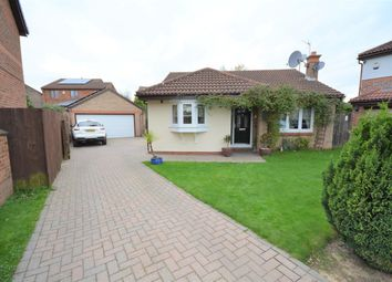 Thumbnail 3 bed bungalow for sale in Chilton Close, Newton Aycliffe