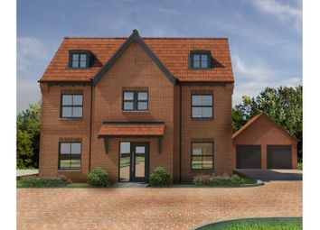 Thumbnail 5 bed detached house for sale in Rectors Gate, Retford
