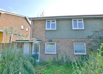 Thumbnail 2 bedroom maisonette for sale in Field End, Kings Worthy, Winchester