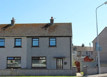 Thumbnail 2 bed semi-detached house for sale in Barhill Road, Buckie