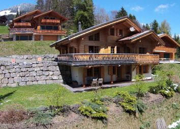 Thumbnail 5 bed chalet for sale in Champery, Portes Du Soleil, Valais, Switzerland