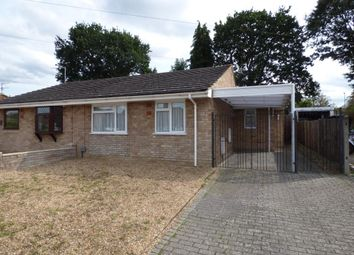 Thumbnail 3 bed bungalow for sale in Chiltern Avenue, Farnborough