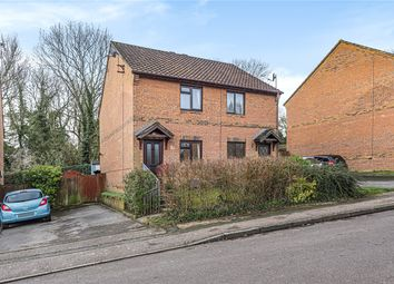 Thumbnail 2 bed semi-detached house for sale in Ivy Close, Winchester, Hampshire
