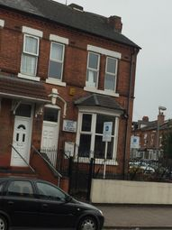 Thumbnail 3 bed end terrace house to rent in Cavendish Road, Edgbaston