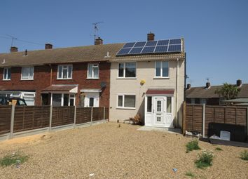 Thumbnail 3 bed end terrace house for sale in Derwent Way, Rainham, Gillingham