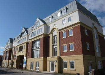 Thumbnail 2 bed flat to rent in Curzon Court, Curzon Street, Burton Town Centre