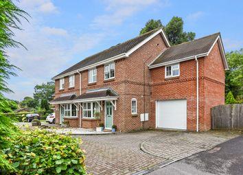 Thumbnail 4 bedroom semi-detached house for sale in Buddens Road, Wickham, Fareham