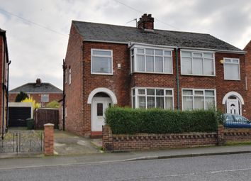 Thumbnail 3 bed semi-detached house for sale in Humber Road, Thornaby, Stockton-On-Tees, Durham