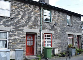 Thumbnail 2 bed terraced house for sale in Y Bwthyn, 2, Chapel Street, Corris, Machynlleth, Gwynedd