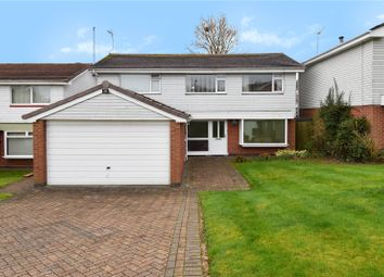 Thumbnail 4 bed detached house for sale in Eastnor Close, Southcrest, Redditch, Worcestershire