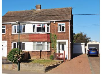 Thumbnail 3 bed semi-detached house for sale in Bells Lane, Rochester