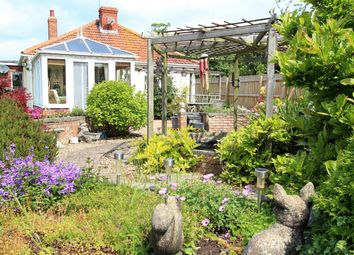 Thumbnail 3 bed detached bungalow for sale in Grange Lane, Manby, Louth