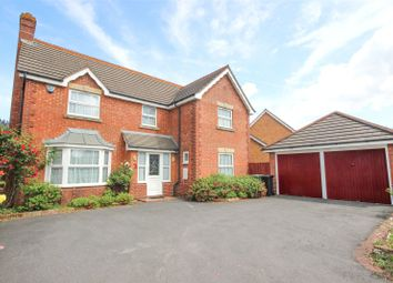 Thumbnail 4 bed detached house for sale in Saxon Way, Bradley Stoke, Bristol
